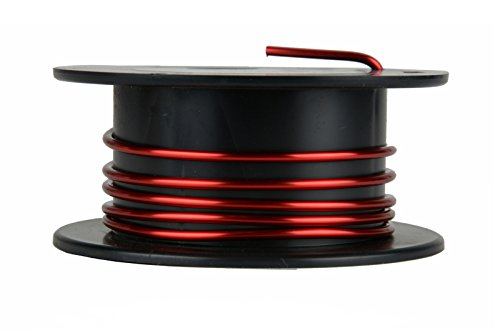 TEMCo 10 to 45 AWG Copper Magnet Wire - 155°C