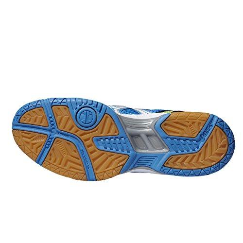 Asics GEL FLARE 5 Scarpe da Corsa Running Blu Nero per Uomo
