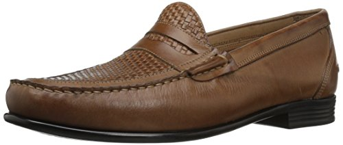 Basso & Co Gh. Mens Whitley Slip-on Loafer Britannico Tan
