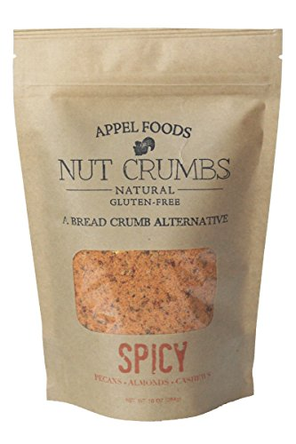 Pecan Pork Chops - Nut Crumbs (Spicy Nut Crumbs)