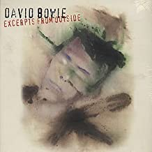 David Bowie - Excerpts From Outside (The Nathan Adler Diaries: A Hyper Cycle) - Arista - 74321 30339 1