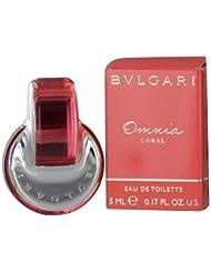 BVLGARI Omnia Coral Women Eau De Toilette Splash, 5ml...
