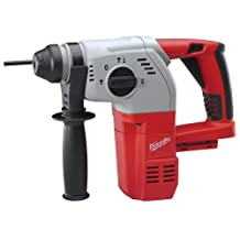 Milwaukee 0756-20 V28 28-Volt 1-Inch SDS Rotary Hammer,Tool Only, No Battery