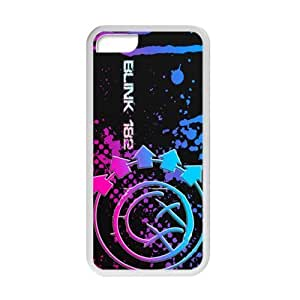 Blink 182 White Phone Case for Iphone 5C