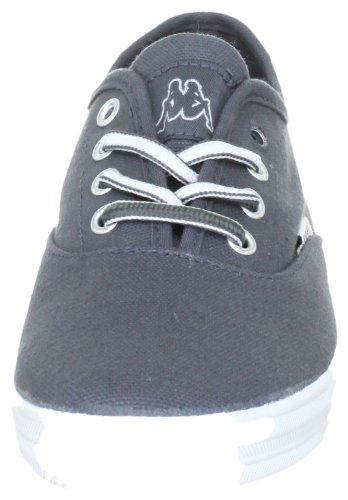 Kappa Unisex - Adults Holy Trainers 241445 Grey / White 1610 MpQCCuk