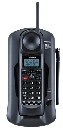 Toshiba SX2809BK 900MHz Digital Spread Spectrum Cordless Phone