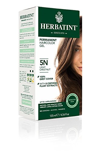 Herbatint Herbal Haircolor Permanent Chestnut product image