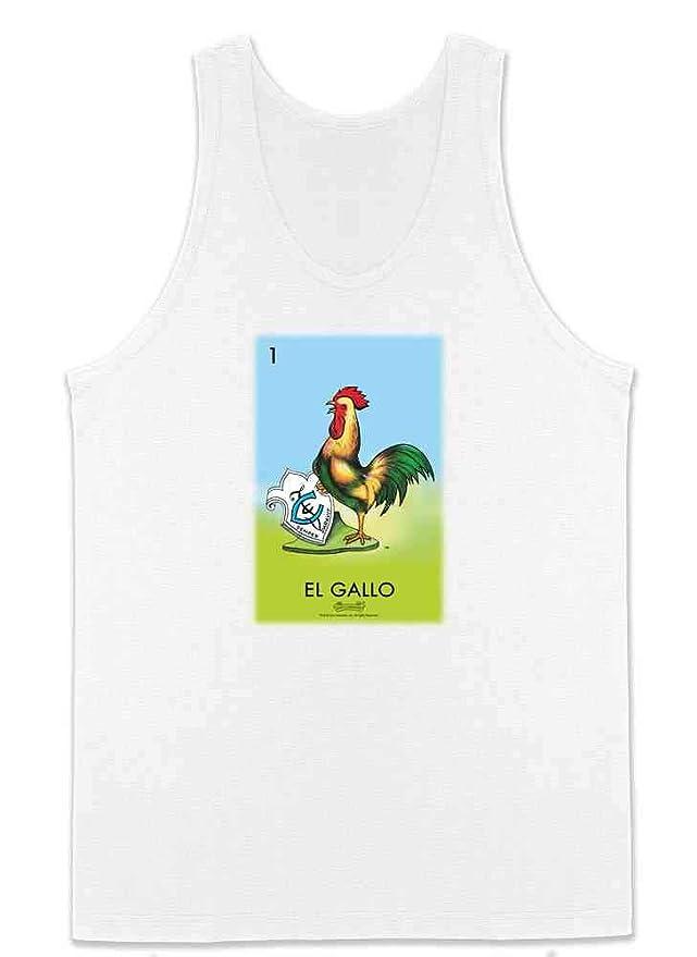 Pop Threads El Gallo Rooster Loteria Card Mexican Bingo Infant Bodysuit