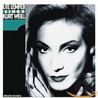 Ute Lemper Sings Weill