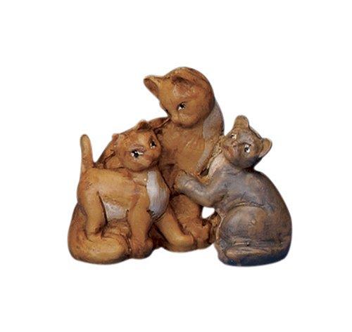 Fontanini Cat Family