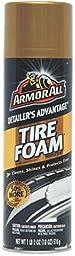 Armor All 78107 Detailer\'s Advantage Tire Foam Protectant - 18 oz.