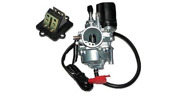 Unbranded Carburador Deportivo Completo para Keeway Focus F ...