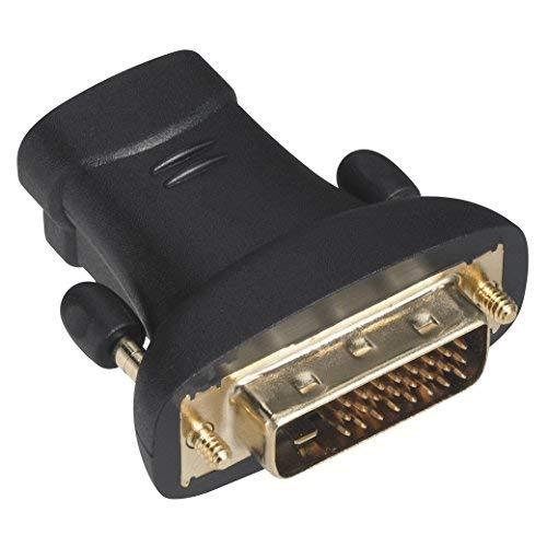 DVI Male to HDMI Female Adapter ()