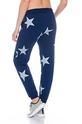 Fashion Flash - Pantalón - Pantalones - para mujer azul oscuro