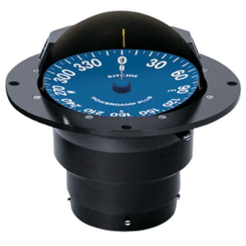Image of Compasses Compass, Flush Mount, 5' Dial, Black