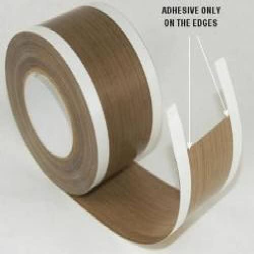 3//4 x 18 yds x 3 mil PTFE Zone tape for bag sealers