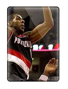 New PVRjmHK1182hsxhM Portland Trail Blazers Nba Basketball (6) Tpu Cover Case For Ipad Air