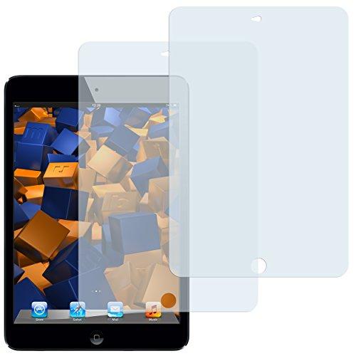 2 x mumbi Displayschutzfolie iPad Air / iPad Air 2 Schutzfolie