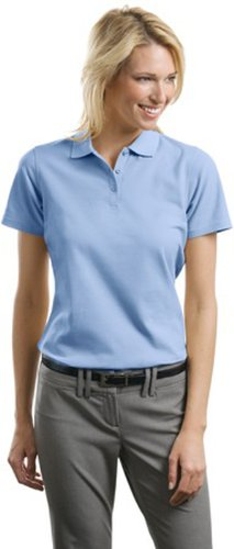 port-authority-ladies-stain-resistant-sport-shirt-light-blue-l510-l
