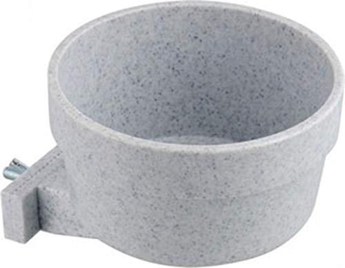 Lixit 30-0790-012 Q-Lock Carrier Crock, 10-Ounce