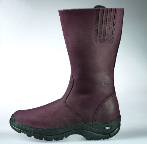 Hanwag Tannäs winter womens boots, Earth