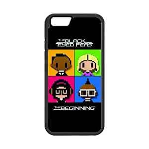 HipsterOne The Beginning Black Eyed Peas Case for iPhone 6 (4.7 inch; Laser Technology) Custom Phone Cover