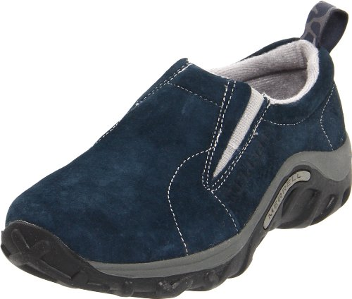 Merrell Jungle Moc (Toddler/Little Kid/Big Kid),India Ink,3 M US Little (3 Moc)