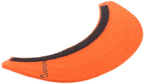 Removable cloth Visor for Plixi Foldable Helmet - Unisize (Orange)