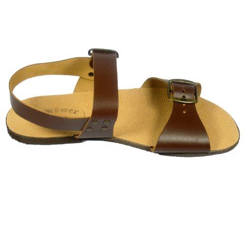 Sandale 41 Jesuslatschen Pantoffelmann Größe Römer Ddr Römersandale QrCshdxt