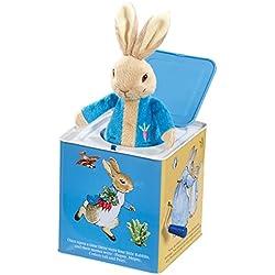 "Kids Preferred Beatrix Potter Peter Rabbit Jack-in-The-Box, 5.5"""