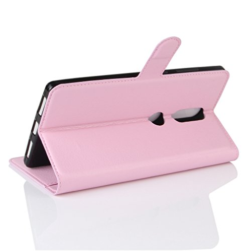 Funda Lenovo phab 2 Plus,Manyip Caja del teléfono del cuero,Protector de Pantalla de Slim Case Estilo Billetera con Ranuras para Tarjetas, Soporte Plegable, Cierre Magnético B