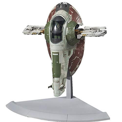 Bandai Hobby Star Wars 1/144 Slave I Building Kit (Model Fett Boba)