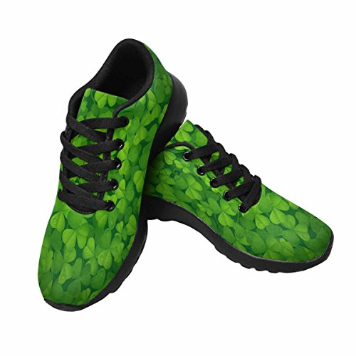 Scarpe Da Corsa Da Donna Running Jogging Leggera Interesse Easy Running Comfort Sport Scarpe Da Corsa St. Patricks Day Multi 1