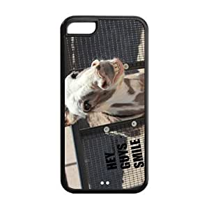 5C Phone Cases, Funny Donkey Hard TPU Rubber Cover Case for iPhone 5C