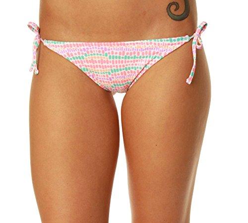 Women's UA Draya Bikini Bottoms (Small, Tropical Tide)
