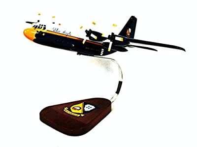 "Mastercraft Collection Lockheed C-130 ""Fat Albert"" Blue Angels Model Scale:1/84"