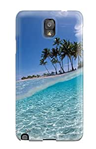 lsh THJ Case Cover Protector Specially Made For Galaxy Note 3 Beach May 2012