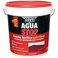Ceys M288908 - Impermeabilizante aquastop caucho acrilico