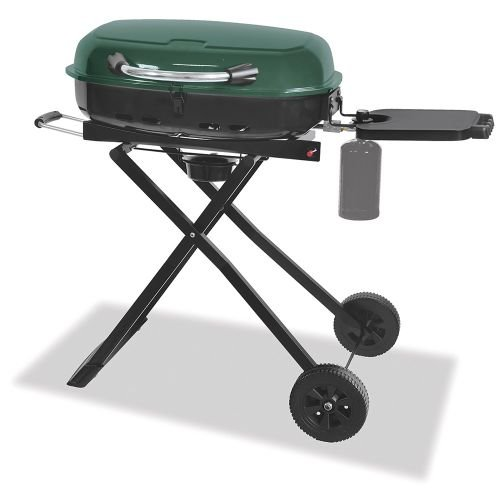 Uniflame GTC1405G Outdoor LP Gas Tailgate Barbecue Grill (Uniflame Stainless Steel Grill)