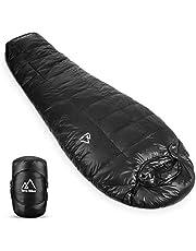 Terra Hiker Down Sleeping Bag for Backpacking (-6 to 7 °C)
