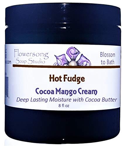 Blossom to Bath Hot Fudge Cocoa Mango Body Cream  - Deep Ric