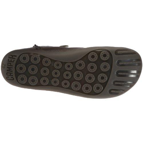 Camper Peu Cami, Chaussures montantes homme - Marron, lacets Kaki