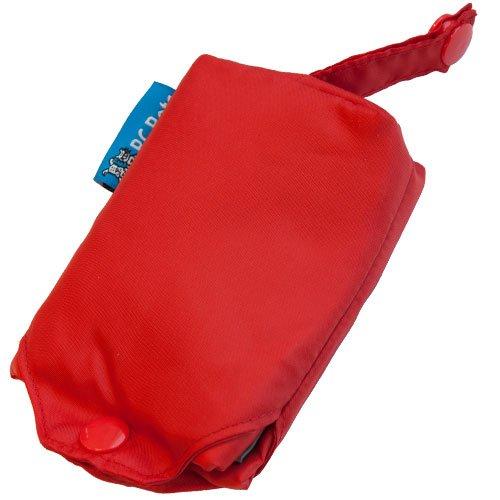Picture of RC Pet Products Packable Dog Rain Poncho Crimson - XXX Large