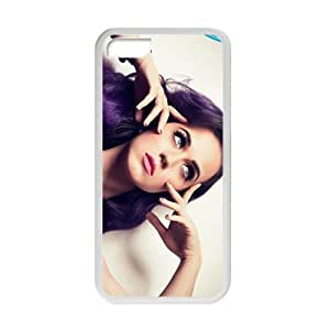 Beautiful Katy Perry Design Personalized Fashion High Quality Phone Case For Iphone 5c