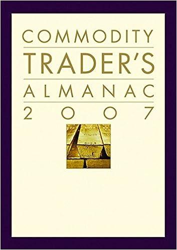 The Commodity Trader's Almanac 2007 (Almanac Investor Series)