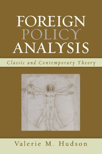 Foreign Policy Analysis: Classic and Contemporary Theory by Hudson, Valerie M. published by Rowman & Littlefield Publishers ebook