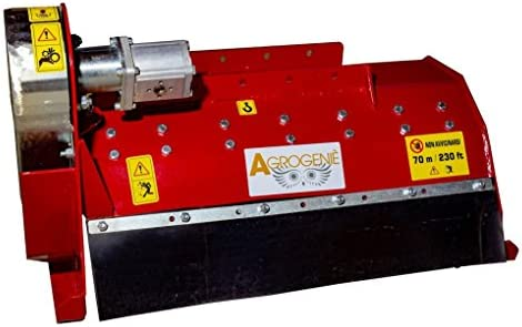 Desbrozadora cabeza de corte ARES TT 80 para brazo móvil ...