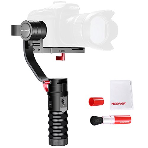 Neewer NW-3ADS 3-Axis Brushless Handheld Gimbal Stabilizer w