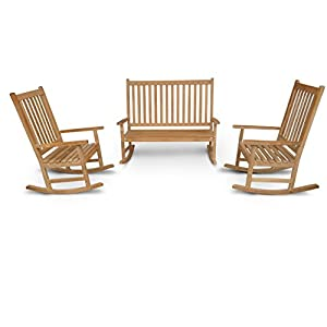 41TWmG2rNgL._SS300_ Teak Rocking Chairs For Sale