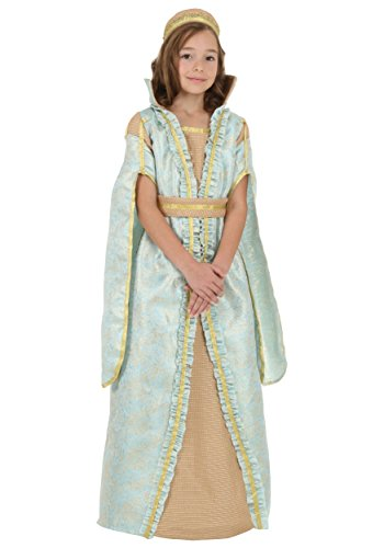 [Child Royal Renaissance Costume X-large] (Childrens Medieval Costumes Renaissance)